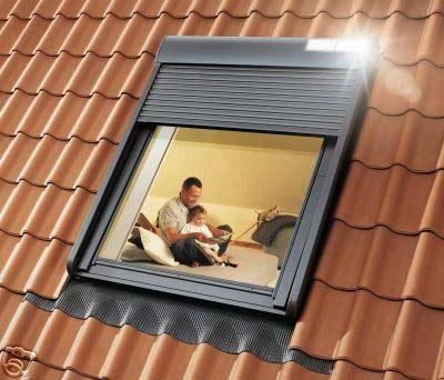 velux umbau 230volt rollladen rolladen youtube. Black Bedroom Furniture Sets. Home Design Ideas